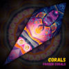 Frozen Corals - Ceiling Decoration - Petal Design - Corals