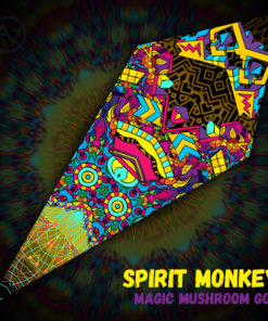 Magic Mushroom God - Ceiling Decoration - Petal Design - Spirit Monkey