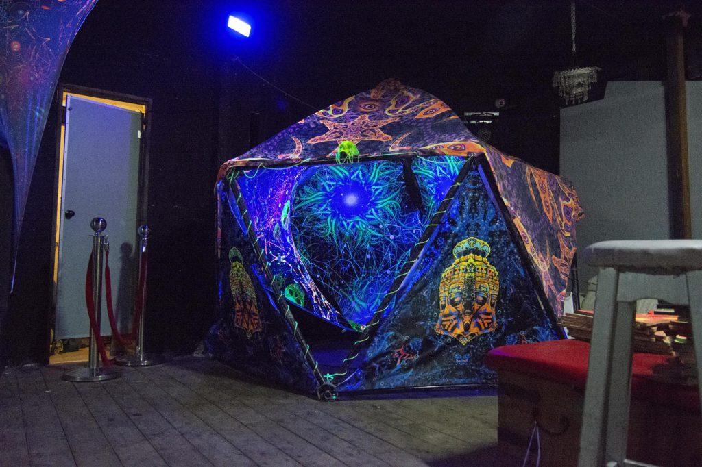 Pangea Gathering - Shaman's Hut by Andrei Verner
