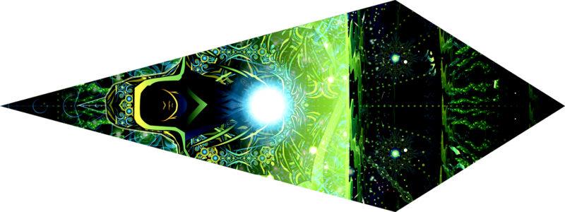 Enlightenment - Green Adept - Single Petal Design