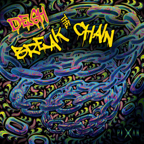 Desh - Break the Chain - EP Cover Art