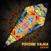 "Barong - Psychedelic UV-Reactive Canopy - Petal Design - ""Psychic Vajra"""