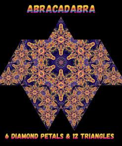 Abracadabra - Diamonds&Triangles - Layout #3