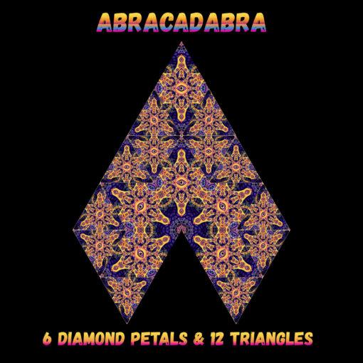 Abracadabra - Diamonds&Triangles - Layout #4
