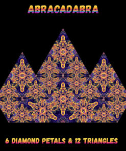 Abracadabra - Diamonds&Triangles - Layout #5