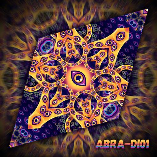 Abracadabra - Diamond Petal Design - DI01