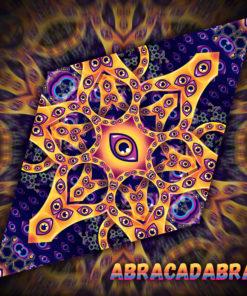 Abracadabra - Diamond Petal Design