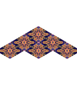 Abracadabra - 6-Diamonds UV-Canopy Set - Layout #5