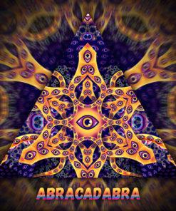 Abracadabra - Triangle Design