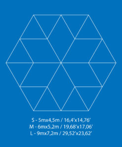 Diamonds&Triangles - DI-S6-TR-S12 - Blueprint