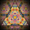 Barong - Triangle Design - TR01 - UV-Print on Stretchable Lycra