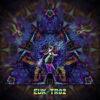 Epic Underwater Kingdom - Triangle Design - TR02 - UV-Print on Stretchable Lycra