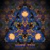 Magic Mushroom Werewolves - Triangle Design - TR01 - UV-Print on Stretchable Lycra