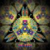 Cyber Venus - Triangle Design - TR01 - UV-Print on Stretchable Lycra
