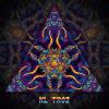 Kali in Acidland - Triangle Design - TR02 - UV-Print on Stretchable Lycra