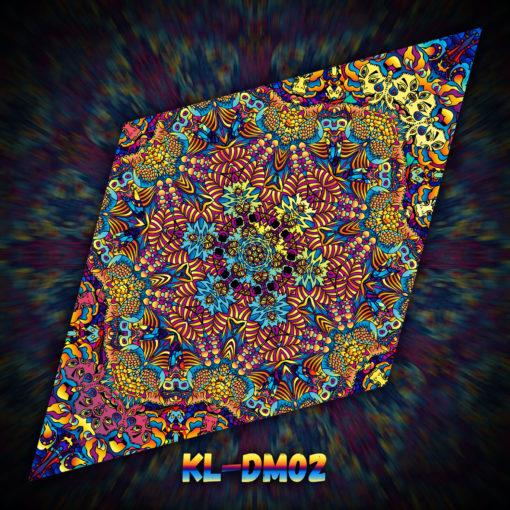 Kali in Acidland - DM02 - UV-Diamond - Design Preview
