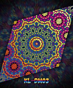 Kali in Acidland - DM03 - UV-Diamond - Design Preview
